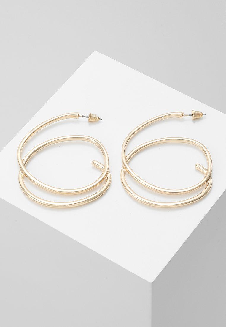 LIARS & LOVERS - ORGANIC HOOPS - Boucles d'oreilles - gold-coloured