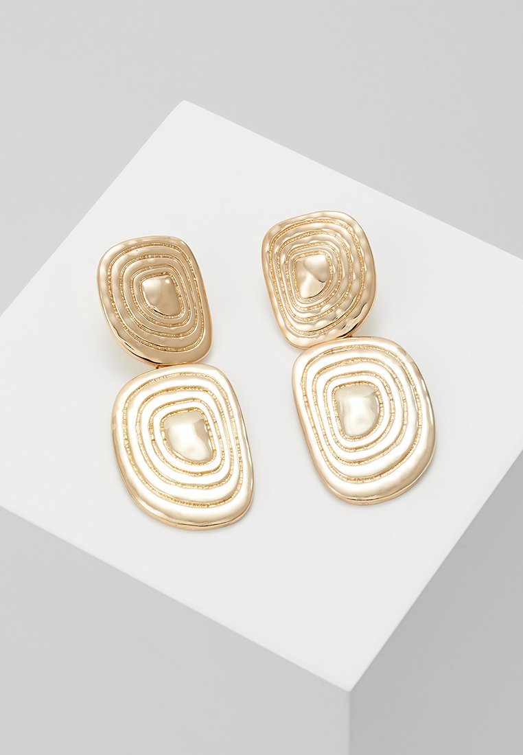 LIARS & LOVERS - WRAPPED STUD DROP - Boucles d'oreilles - gold-coloured