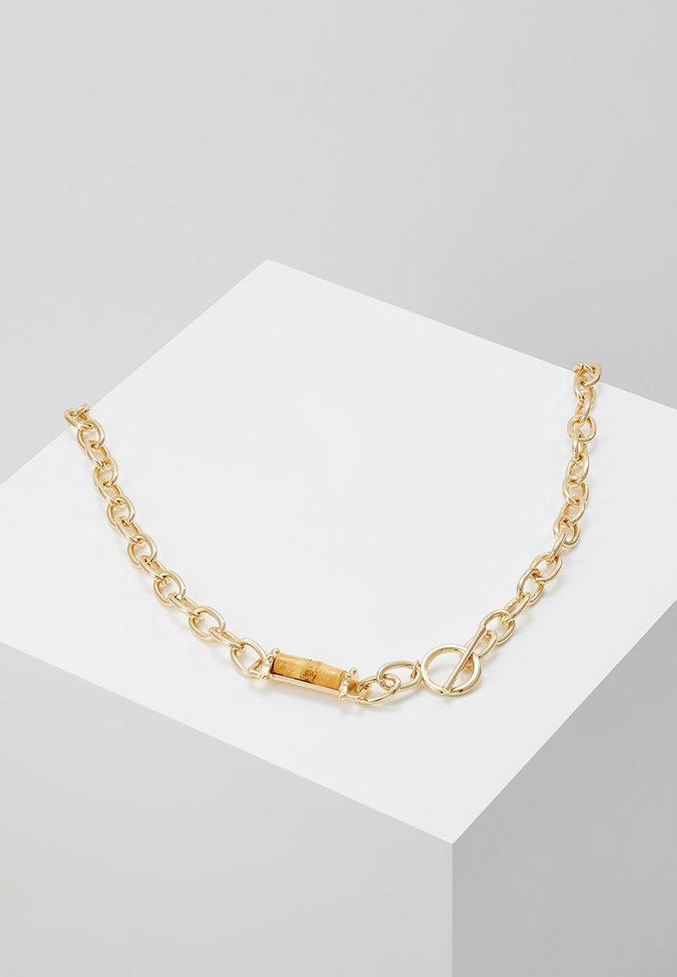 LIARS & LOVERS - BAR NECKLACE - Halskette - gold-coloured