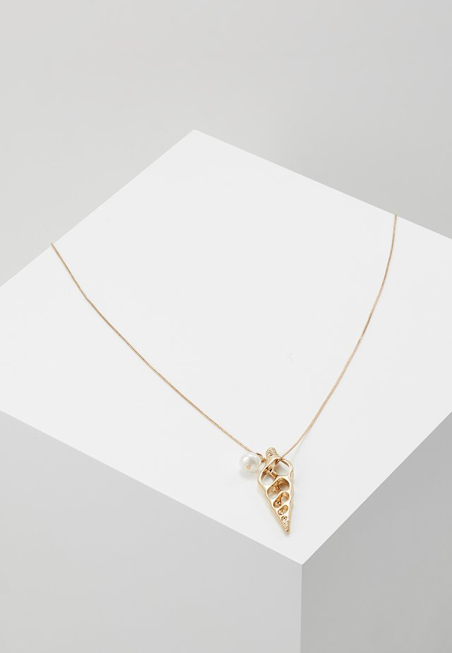 SKELETON DITSY - Ketting - gold-coloured