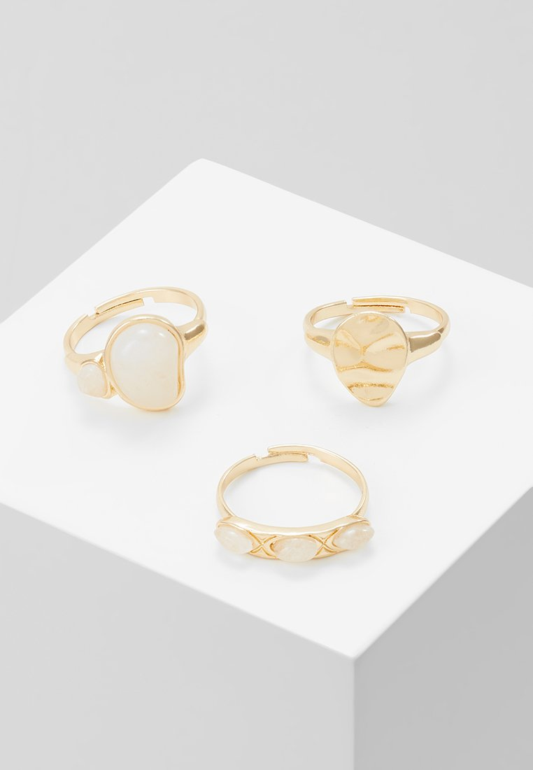 LIARS & LOVERS - 3 PACK - Ring - gold-coloured