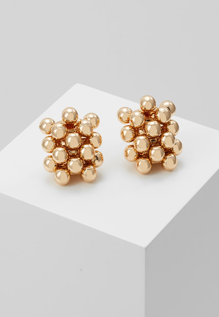 LIARS & LOVERS - BALL CLUSTER STUD - Pendientes - gold-coloured