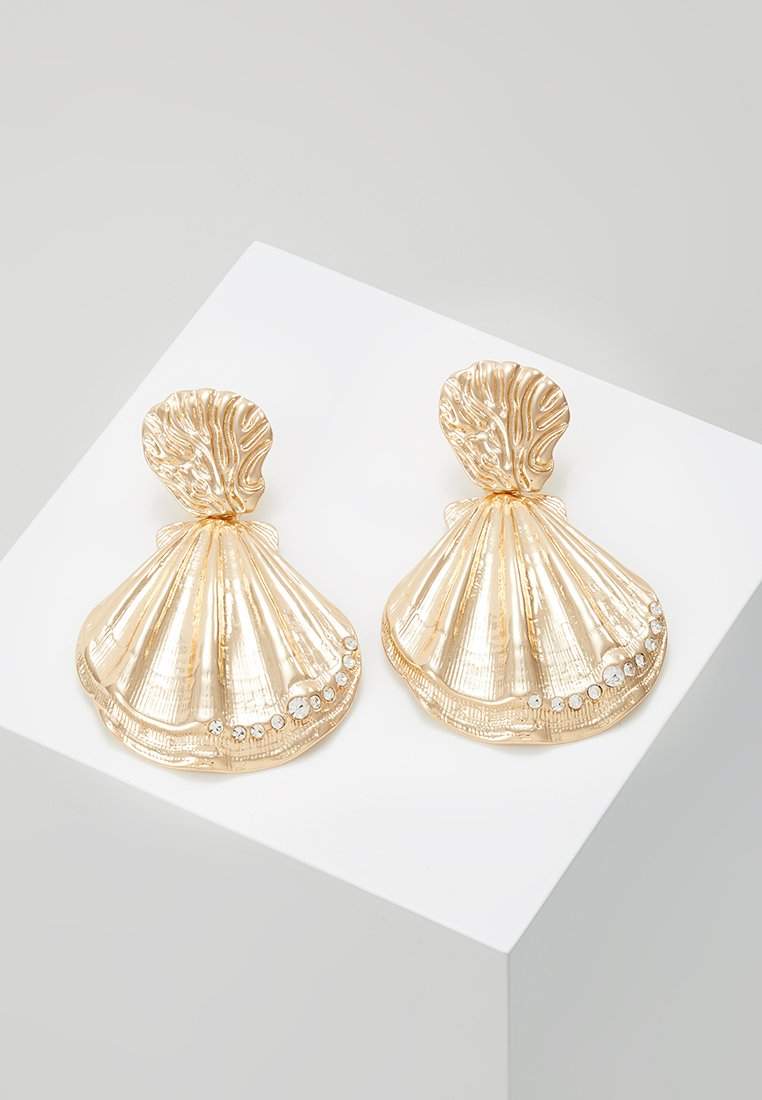 LIARS & LOVERS - DROP EARRING - Ohrringe - gold-coloured