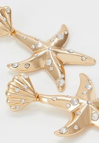 LIARS & LOVERS - ENCRUSTED STARFISH DROP - Boucles d'oreilles - gold-coloured - 4