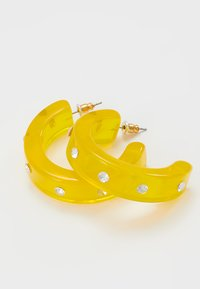 LIARS & LOVERS - HOOP - Korvakorut - yellow - 4