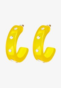 LIARS & LOVERS - HOOP - Korvakorut - yellow - 3