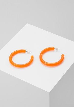 HOOP - Oorbellen - orange