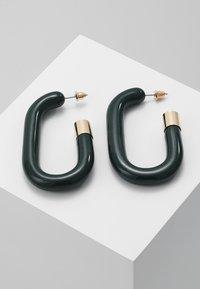 LIARS & LOVERS - CHUNKY ENAMEL HOOP - Boucles d'oreilles - gold-coloured - 0