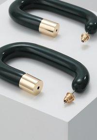 LIARS & LOVERS - CHUNKY ENAMEL HOOP - Boucles d'oreilles - gold-coloured - 2