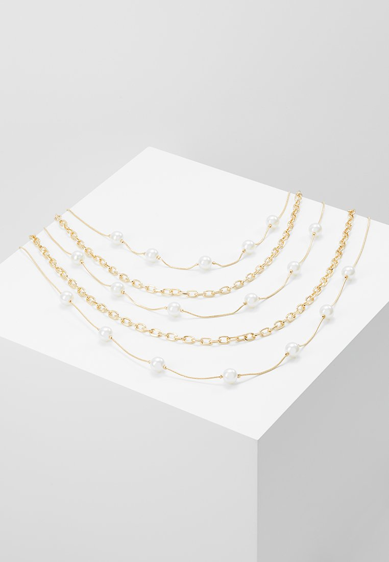 LIARS & LOVERS - CHAIN LAYERING - Collier - gold-coloured
