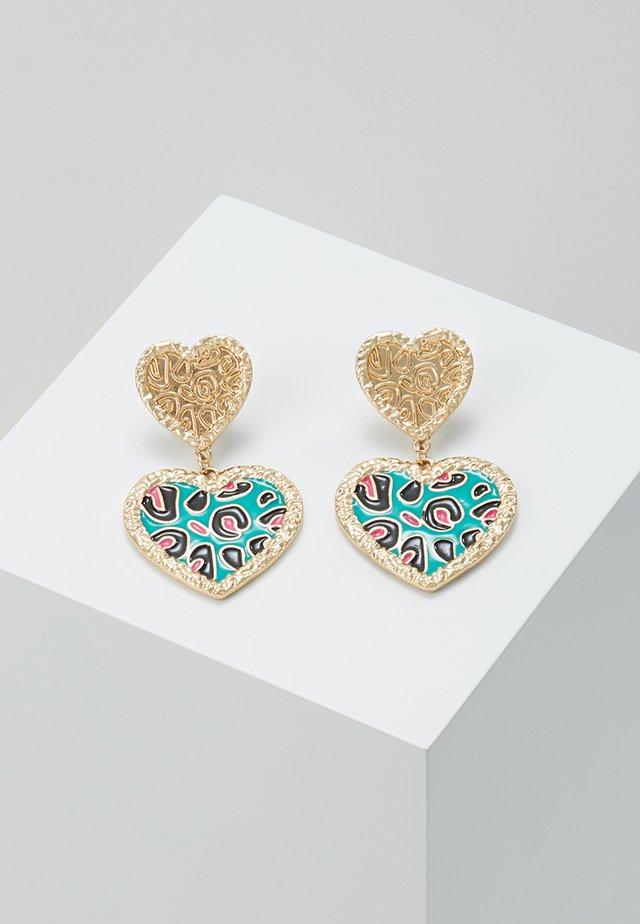 ANIMAL PRINT - Earrings - multicolor