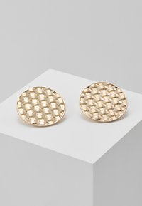 LIARS & LOVERS - WEAVE STUD - Earrings - gold-coloured - 0