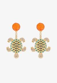 LIARS & LOVERS - TURTLE - Earrings - multi - 3