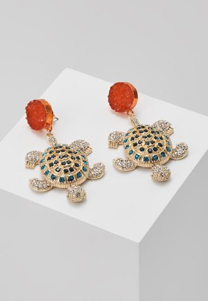TURTLE - Earrings - multi