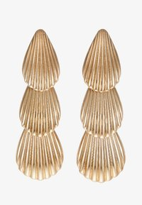LIARS & LOVERS - LAYER SHELL DROP - Oorbellen - gold-coloured - 3