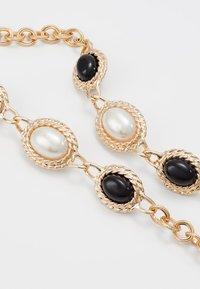 LIARS & LOVERS - VINTAGE - Necklace - black - 4