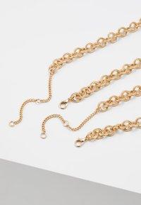 LIARS & LOVERS - VINTAGE - Necklace - black - 2
