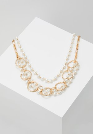 CLUSTER - Necklace - gold-coloured