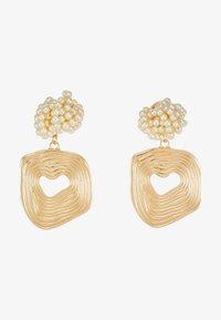 LIARS & LOVERS - CLUSTER - Oorbellen - gold-coloured - 3