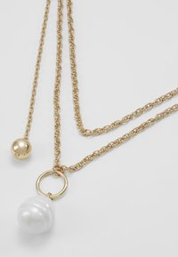 LIARS & LOVERS - LAYERING - Necklace - gold-coloured - 4