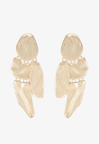 LIARS & LOVERS - STATEMENT - Earrings - gold-coloured - 3