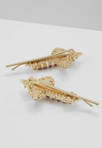 LIARS & LOVERS - CROSS SLIDES 2 PACK - Hårstyling-accessories - gold-coloured - 2