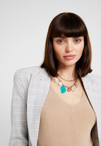LIARS & LOVERS - MIXED BEAD MULTI - Necklace - gold-coloured - 1