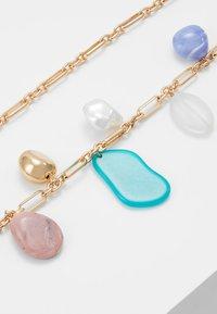 LIARS & LOVERS - MIXED BEAD MULTI - Necklace - gold-coloured - 4