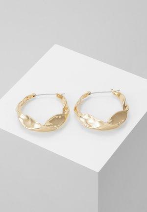 HOOP - Ohrringe - gold-coloured