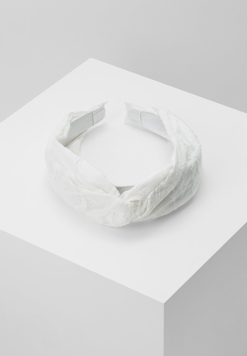 LIARS & LOVERS - BRODERIE - Accessori capelli - white