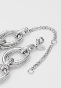 LIARS & LOVERS - CHUNKY LINK CHAIN - Necklace - silver-coloured - 3