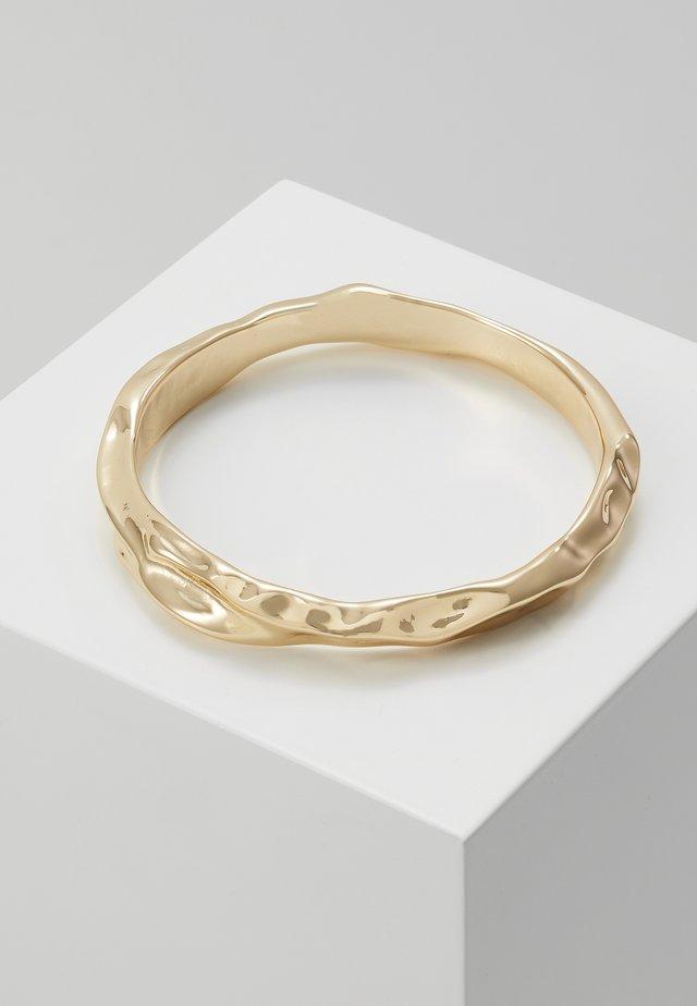 MOLTEN BANGLE - Náramek - gold-coloured