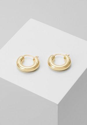 CHUNK  - Earrings - gold-coloured
