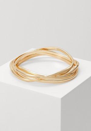 BANGLE - Øredobber - gold-coloured