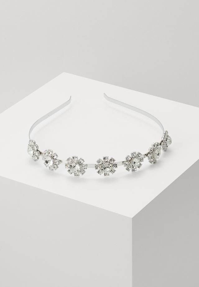 FLOWER - Hårstyling-accessories - silver-coloured