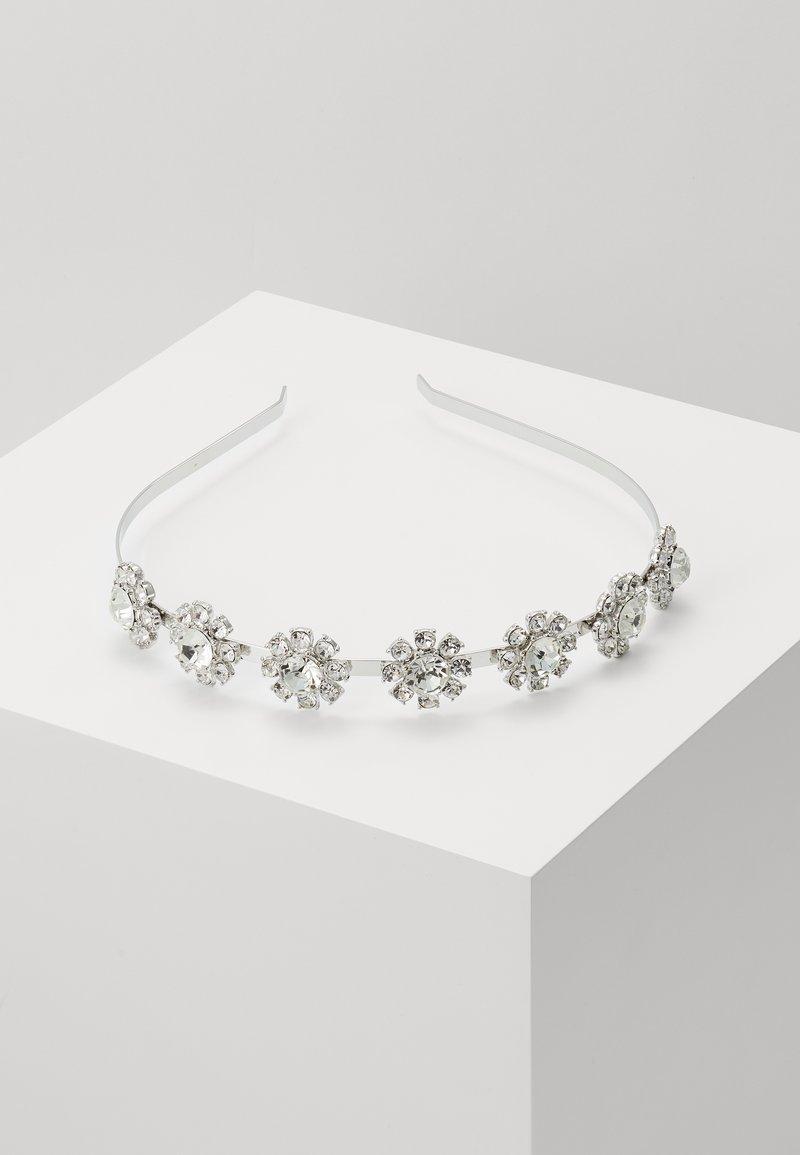 LIARS & LOVERS - FLOWER - Håraccessoar - silver-coloured
