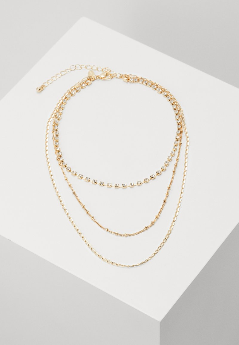 LIARS & LOVERS - CHOKER - Necklace - gold-coloured
