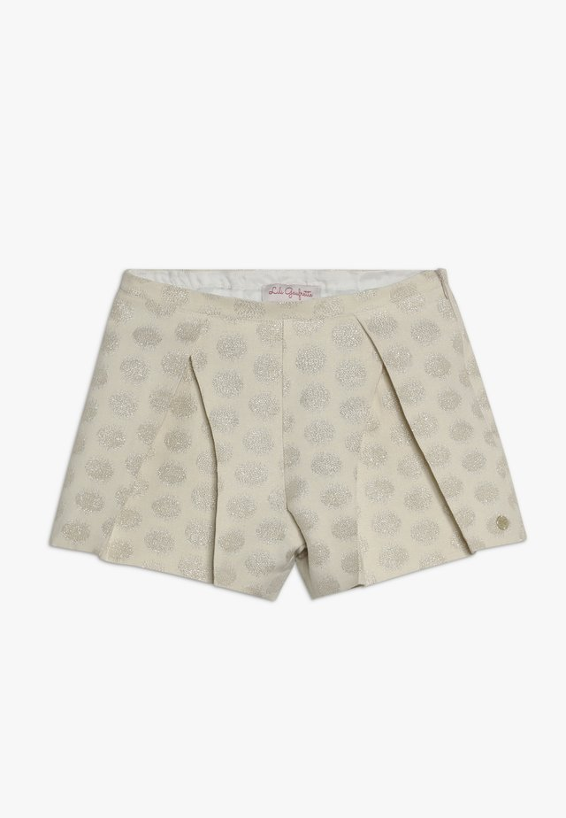 GIFT - Shorts - gold
