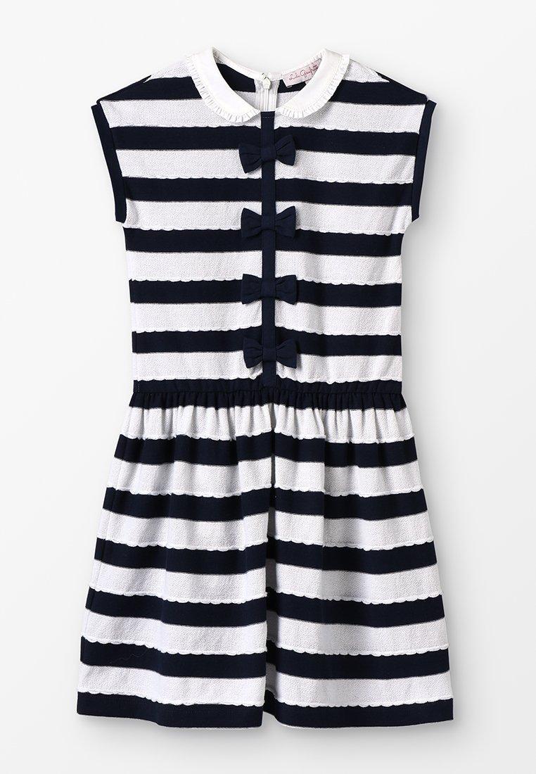 Lili Gaufrette - GAYNOR - Jerseyklänning - navy
