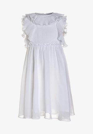 GRACE - Koktejlové šaty/ šaty na párty - blanc