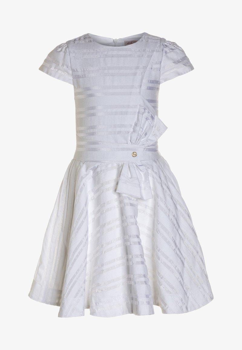 Lili Gaufrette - GOVE - Cocktailkleid/festliches Kleid - blanc