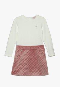 Lili Gaufrette - LINETTE - Jersey dress - vieux rose - 0