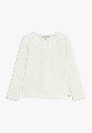 LAPOP - Long sleeved top - nacre