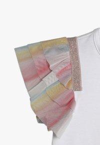 Lili Gaufrette - GALWAY - T-shirts print - blanc - 2