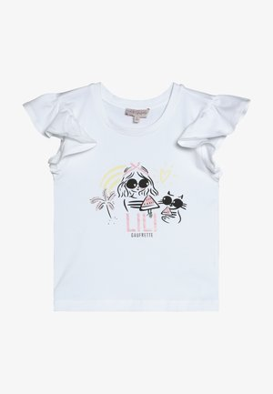 GOODNESS - Print T-shirt - blanc