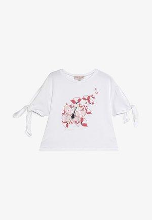 GROVE - T-shirt imprimé - blanc