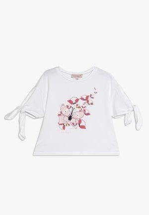 GROVE - Print T-shirt - blanc