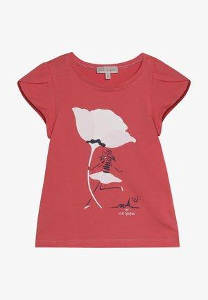 GALACTIC - Print T-shirt - sorbet