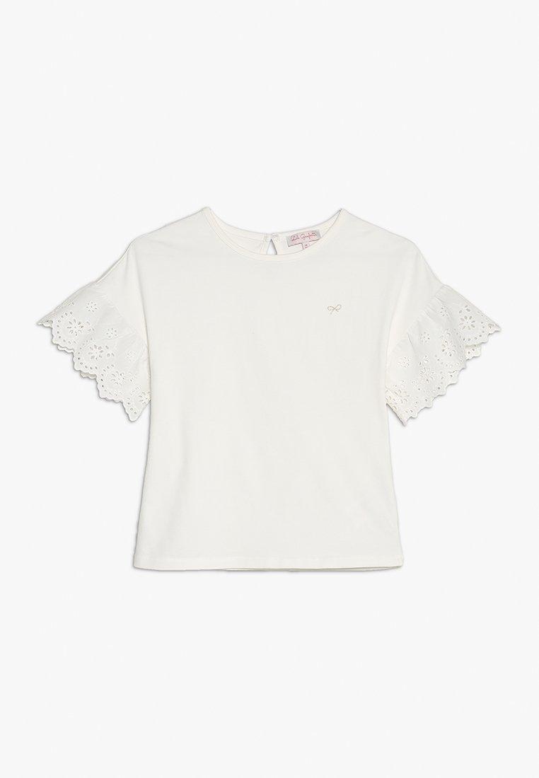 Lili Gaufrette - GALERIE - T-shirt con stampa - nacre