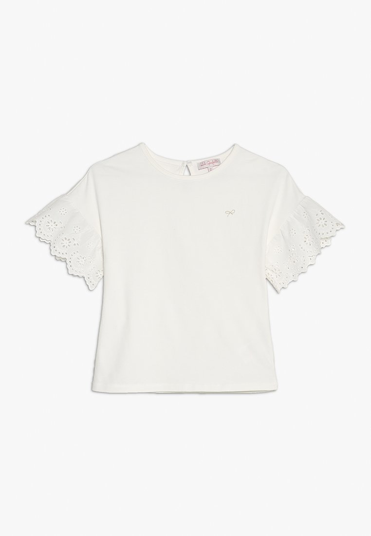 Lili Gaufrette - GALERIE - T-shirts print - nacre